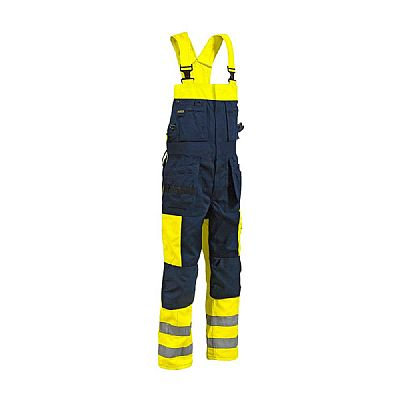 Blaklader Bib Overall High Visibility with Tool Pockets (BLA26031860)