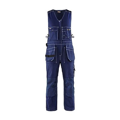 Blaklader Bib Overall with Tool Pockets Cotton (BLA26501370)