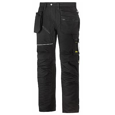 Snickers RuffWork Work Trousers+ with Tool Pockets Cotton (SNI6215)