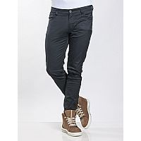 Chaud Devant Chef Pants Skinny REG Black Stretch