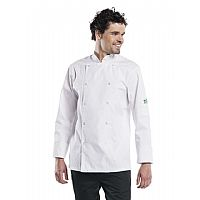 Chaud Devant Chef Jacket Classic RPB White (CHA954)