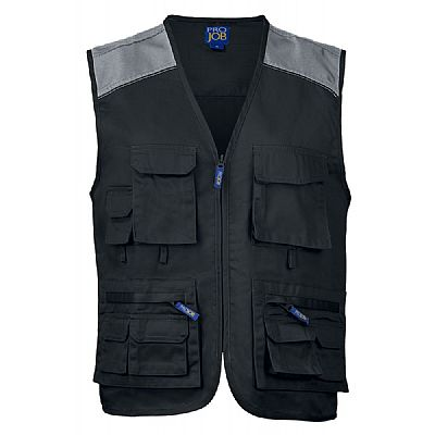 Projob Work Vest with Contrast (PRO2804)