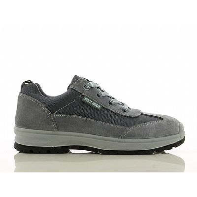 Safety Jogger Ladies Safety Shoe Organic S1P Grey (ORGANIC)