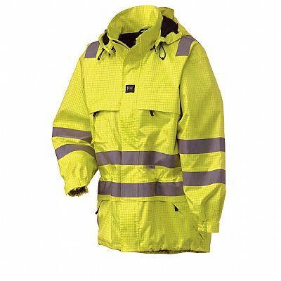 Helly Hansen  ROTHENBURG HI VIS CLASS 3 WATERPROOF JACKET  (HEL71329)