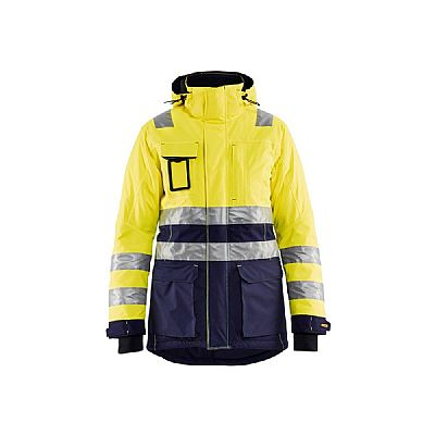 Blaklader DAMES WINTERPARKA HIGH VIS (BLA44721987)