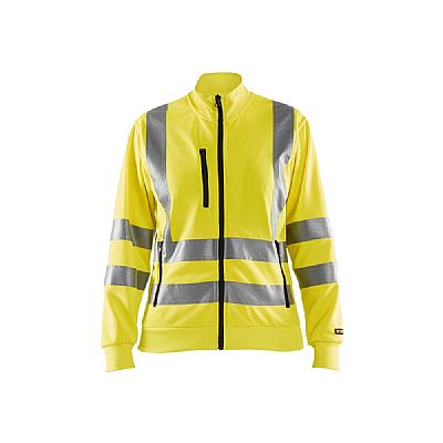 Blaklader DAMES SWEATSHIRT HIGH VIS (BLA33081974)