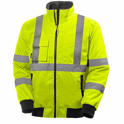 Helly Hansen ALTA HI VIS CLASS 3 INSULATED PILOT JACKET (HEL71391)
