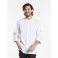 Chaud Devant CHEF JACKET RIVA UFX WHITE (CHA226)