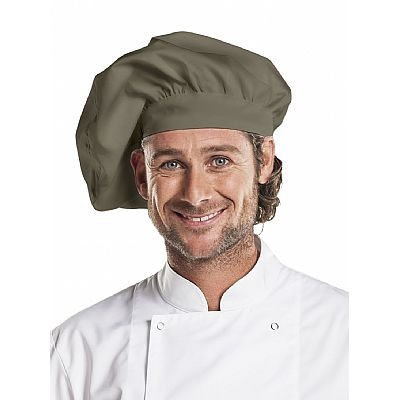 Chaud Devant HOOFDDEKSEL CHEF HAT DARK OLIVE | ONE SIZE (CHA315)