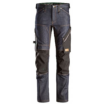 Snickers Denim Werkbroek+ (SNI6956)