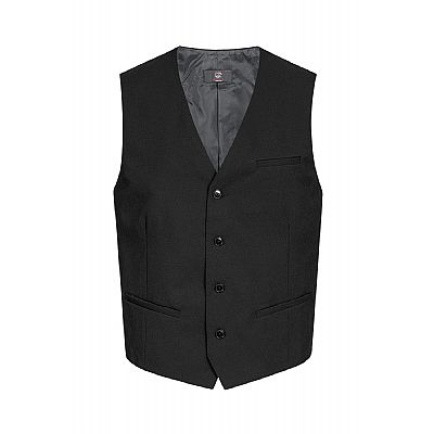 Greiff Herengilet Zwart - Regular Fit (PAK-QTO-8202.500.010)