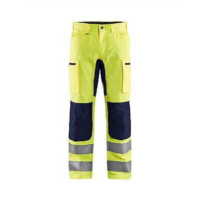 Blaklader HIGH VIS BROEK MET STRETCH (BLA15851811)