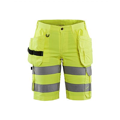 Blaklader DAMES HIGH VIS SHORT MET STRETCH (BLA71861811)