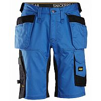 Snickers Short Work Trousers Snickers Stretch Loose Fit
