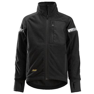 Snickers AllroundWork Junior Winddichte Fleece Jack (SNI7507)