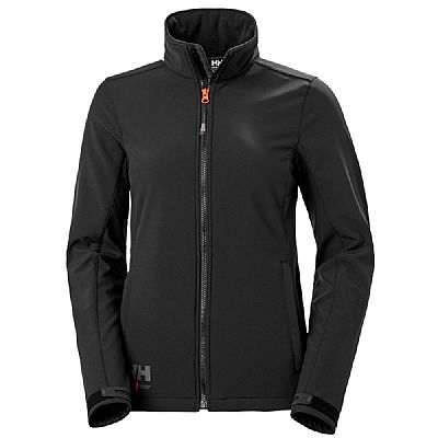 Helly Hansen Dames Luna Softshell Jacket  (HEL74240)