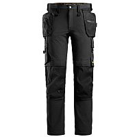 Snickers Full Stretch Trousers Holster Pockets