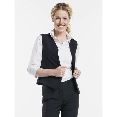 Chaud Devant Damesgilet Black (CHA601)