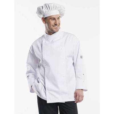 Chaud Devant Chef Jacket Comfort White (CHA208)
